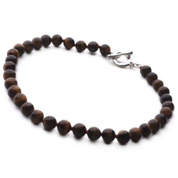 Origin Beads Chain (Tiger's Eye)