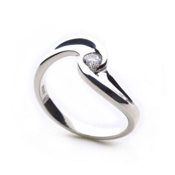 White Star Ring