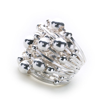 Abacus Bubble Ring