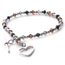 Cupid Candy Bracelet (Smokey)