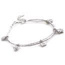 Trinket Charm Bracelet 19-21cm (Adjustable)