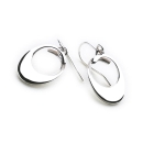 Silver Ode Earrings