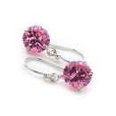 Bedazzle Earrings (Pink)