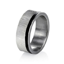 Ridged Ring