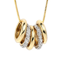 Golden Girl Chain 9ct