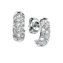 Divine Links Earrings 9ct