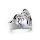 Love Ripple Ring
