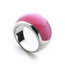 Silky Smooth Ring Pink