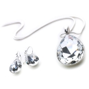 Swarovski Tears Set (Diamond) (P1040+E1752)